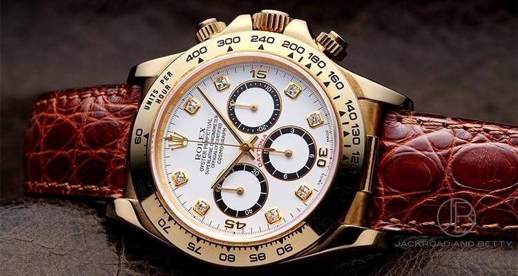Rolex Cosmograph Daytona Ref.16520, white dial