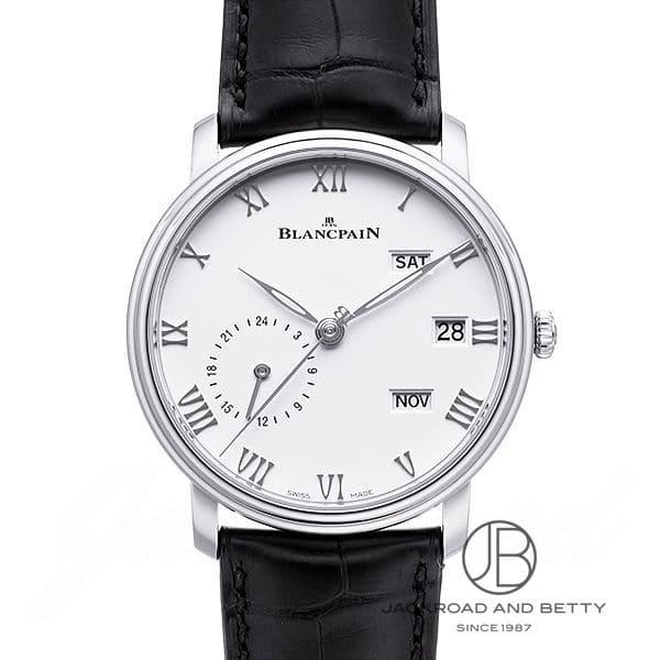 ブランパン ヴィルレ アニュアルカレンダー GMT Ref.6670-1127-55B