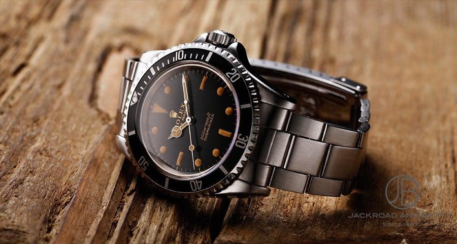 vintage - Rolex Submariner Ref.5513