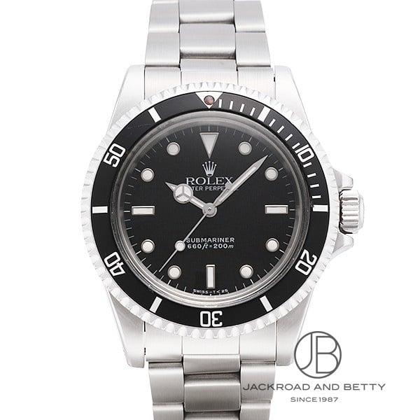 Rolex Submariner 5513 Edged Index