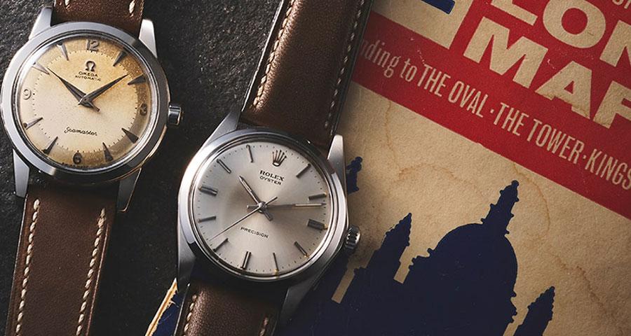 初めてのアンティーク時計購入ガイド〜その魅力と注意するポイントは?!